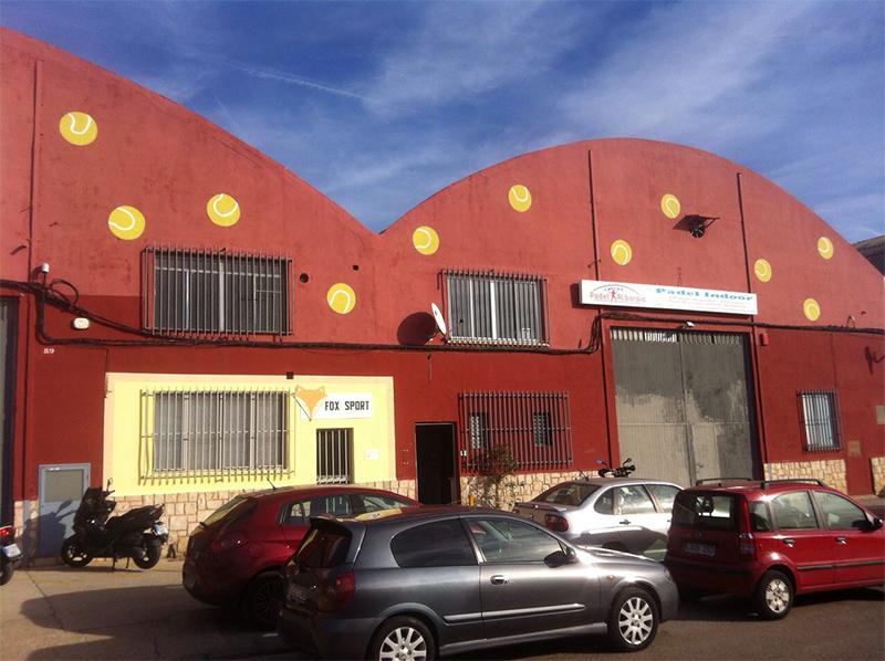 Foto análisis de clubs de padel: Padel cobert Alboraia