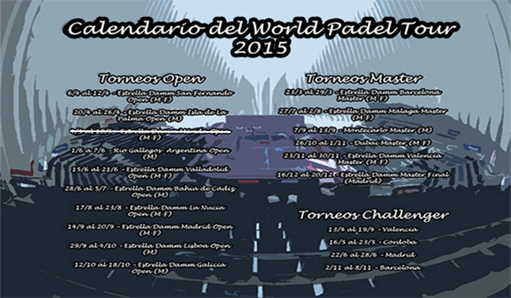 Imagen del calendario del post ¿Qué esperar del World Padel Tour 2015?