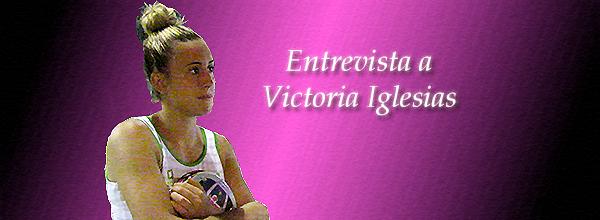 Portada Victoria Iglesias