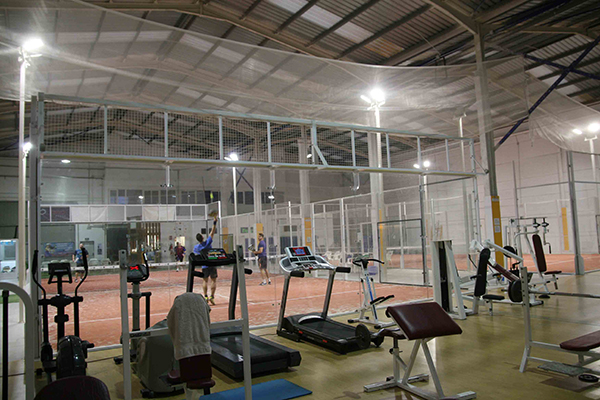 Padel Interclub Meliana instalaciones
