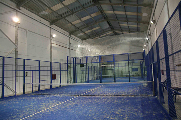 Padel Interclub Meliana Pistas