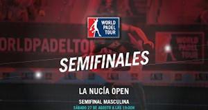 semifinales masculinas de La Nucía Open