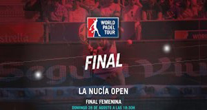final femenina de La Nucía Open