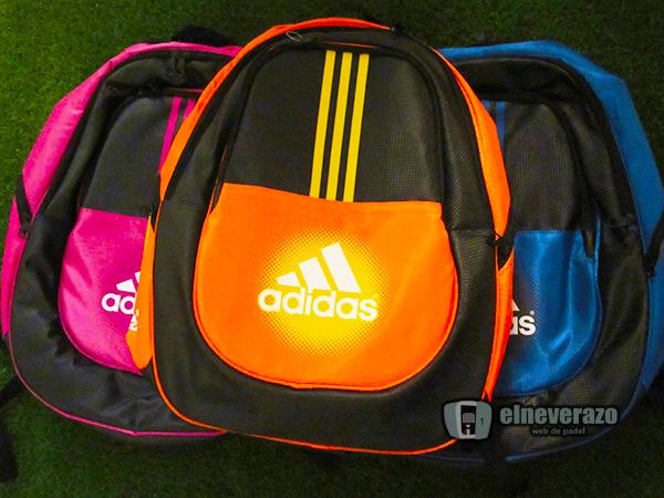 mochilas adidas Supernova Ctrl, Attk y Woman