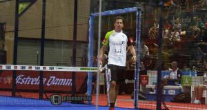 Directo de las semifinales masculinas del Estrella Damm Zaragoza Open