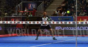 Emoción hasta el final en las semifinales del Mendoza Open