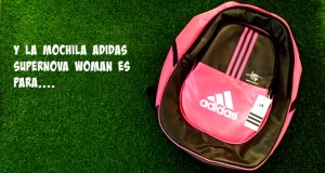 mochila adidas Supernova Woman