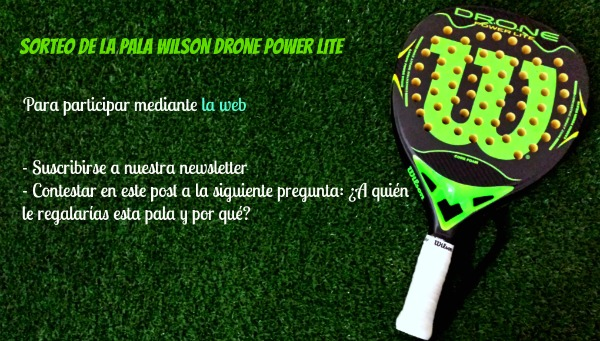 Wilson Drone Power Lite