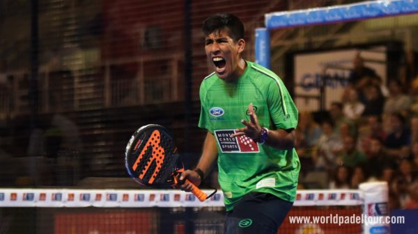 Foto de World Padel Tour - rivales inferiores en pádel