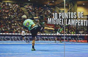 10 puntos de pádel de Miguel Lamperti