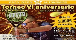 Open 24* Ecomm Padel Club