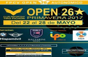 Open Autonómico 26* C.D Tiro de Pichón de Elche