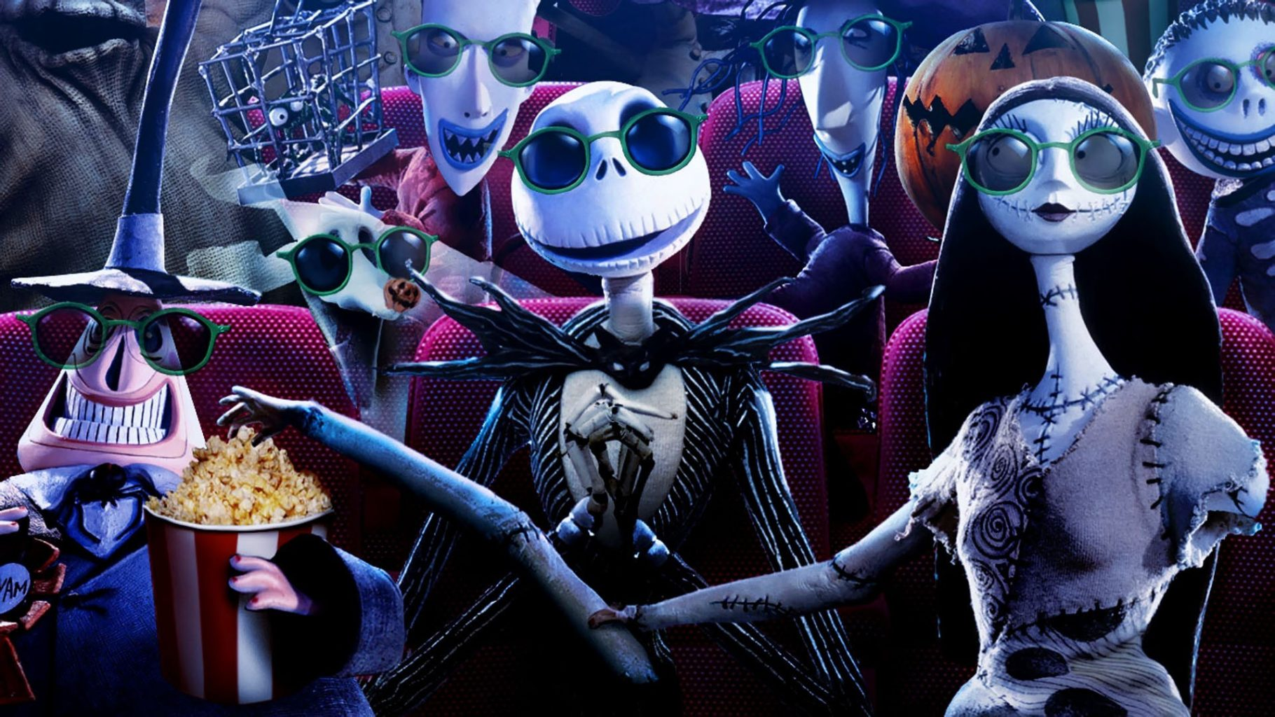 Tipos de jugadores de pádel (versión Halloween)