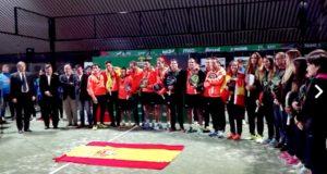 XI Campeonato Europeo de Padel