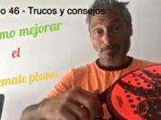 Miguel Sciorilli - Cómo mejorar el remate plano en el pádel