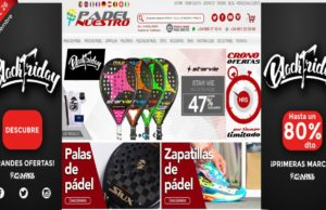 Black Friday en Padel Nuestro