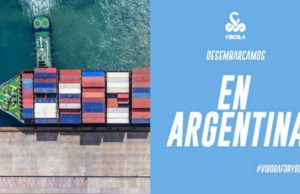 La puesta de largo del desembarco de Vibor-a en Argentina