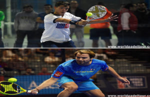 Fotos de World Padel Tour - Marcello Jardim y Agustín Tapia nueva pareja para el circuito World Padel Tour 2018