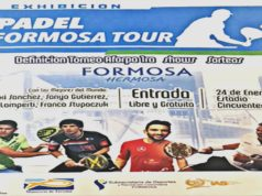 Pádel Formosa Tour