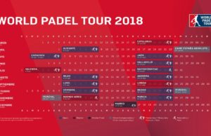Foto de World Padel Tour, calendario oficial del circuito World Padel Tour 2018