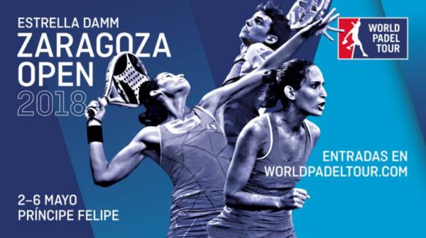 Imagen de World Padel Tour - entradas Estrella Damm Zaragoza Open 2018