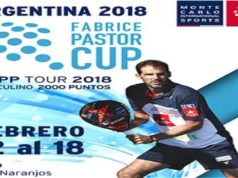 Vive en directo la Fabrice Pastor Cup Argentina 2018