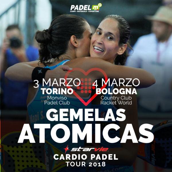Padel Cardio Tour 2018