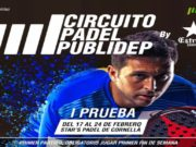 StarVie, pala oficial del I Circuito de Pádel Publidep by Estrella Damm