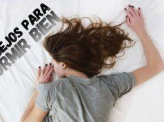 Dormir bien para entrenar mejor