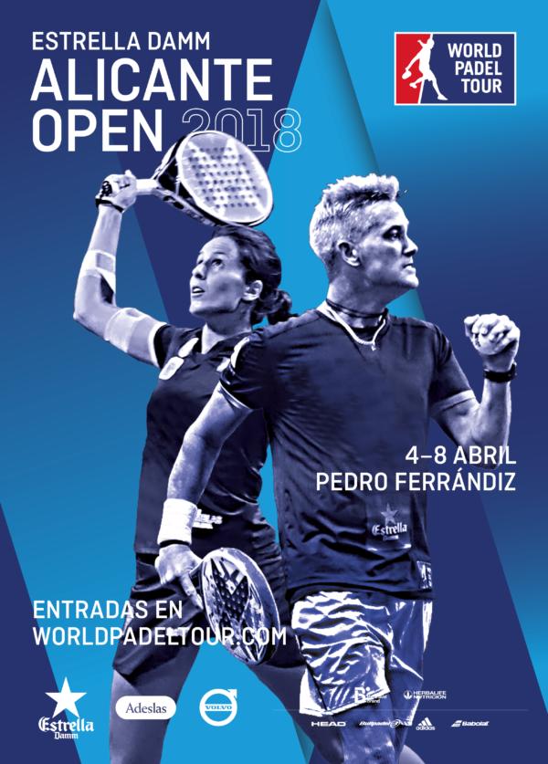 Imagen de World Padel Tour - Entradas Estrella Damm Alicante Open 2018