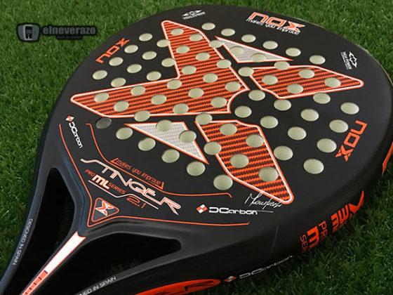 pala de pádel Nox Stinger 2.1 Fans Edition