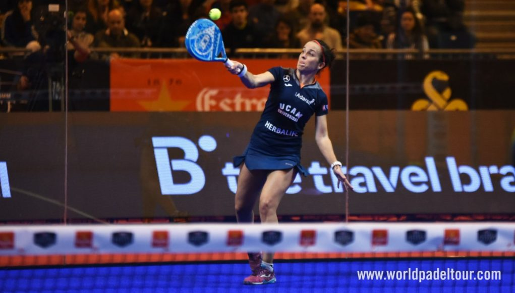 Foto de World Padel Tour - Patty Llaguno