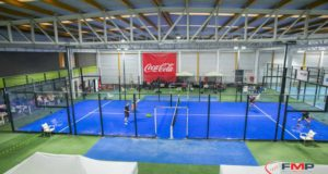 I Open Volea Padel Indoor Cat. A