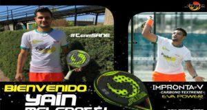 Yain Melgratti se incorpora al Team SANE