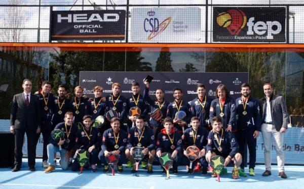 C.P Damm StarVie campeones de España por equipos