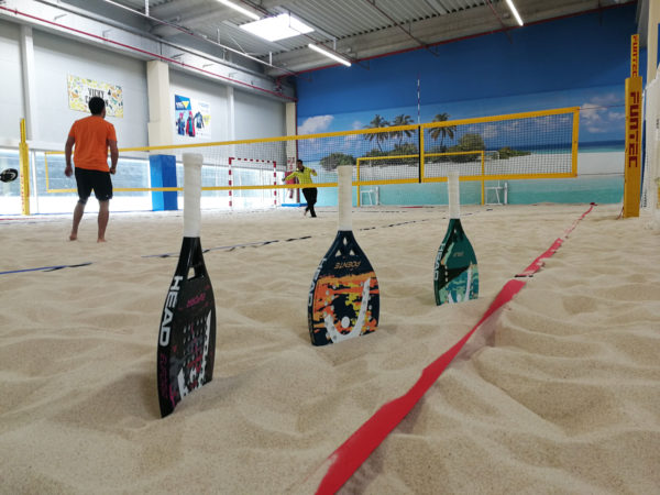Head Fusion Days 2018 Tenis Playa