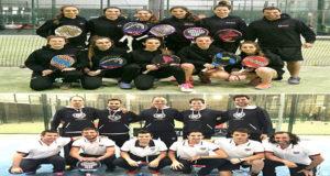 Itaroa Pablo Semprún Sport Center y Navarra Máster Pádel Club se reparten los títulos en el Campeonato Navarro por Equipos Absolutos de Clubes de Pádel de 1ª Categoría
