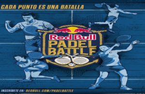 Red Bull Padel Battle: Se buscan amantes del pádel con ganas de romper las reglas