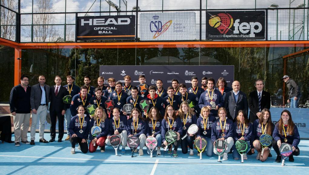 El C.P Damm StarVie y el Real Club de Polo de Barcelona se proclaman campeones del Campeonato de España por Equipos
