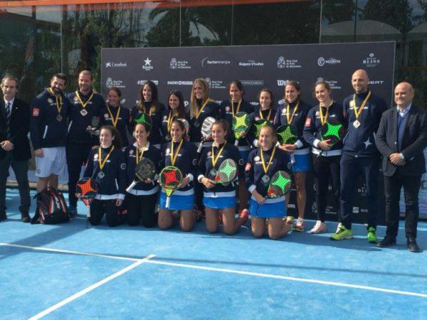 XXXIV Campeonato de España por Equipos Absoluto