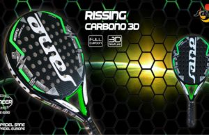 SANE Rissing Carbono 3D