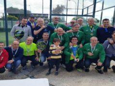 Rincopadel Y Escuela de Pádel Las Marías A, nuevos líderes en el Campeonato de Andalucía por Equipos Veteranos de 2ª Categroía