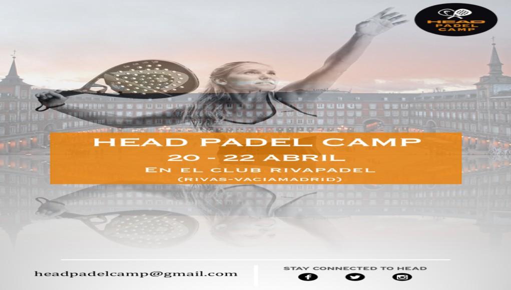 HEAD Pádel Camp