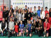 Iñigo Zaratiegui y Marta Sexmilo, nuevos campeones navarros de parejas mixtas 2018