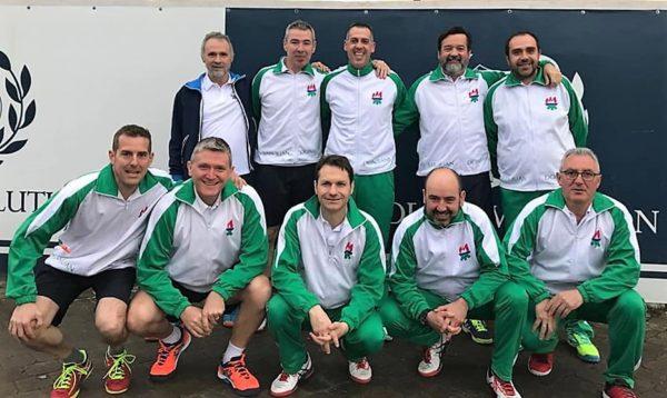 Campeonato Navarro por Equipos de Clubes de Veteranos de Pádel