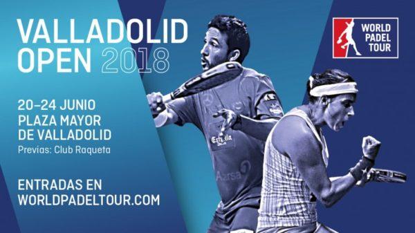 Entradas para el World Padel Tour Valladolid Open 2018