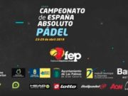 Streaming XXXIV Campeonato de España de Pádel