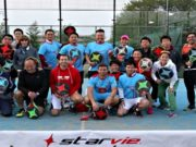 Matías Díaz y Marcello Jardim triunfan en el primer Factory Tour Japan StarVie