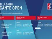 Imagen de World Padel Tour - Horarios del streaming del Estrella Damm Alicante Open 2018