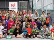 Finaliza la 3ª Prueba del Circuito Navarro de Menores 2018 con la participación de 116 jugadores